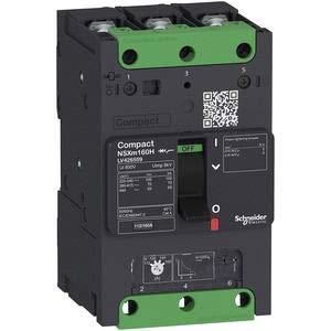 Interruptor NSXm 16kA TM100D 3P tornillo marca SCHNEIDER
