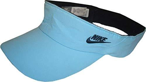Nike Unisex Performance Visor (263279) (Talla Única), azul