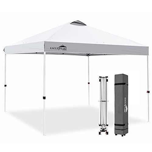 Eagle Peak 10 x 10 Pop Up Canopy Tent