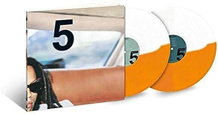 Lenny Kravitz - 5 Orange/White (2019) LEAK ALBUM
