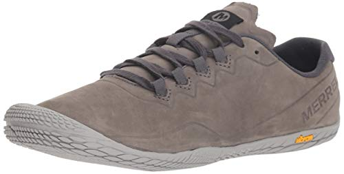Merrell Women's Vapor Glove 3 Luna Leather Sneaker, charcoal, 7.5 M US