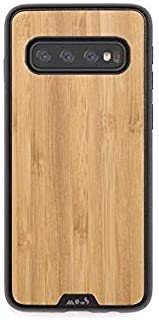 MOUS Samsung Galaxy S10 Case - Bamboo Wood - Limitless 2.0