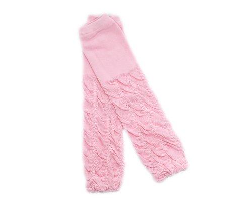 Bonamart Baby Kleinkind Mädchen Jungen Kinder Socken Cotton Leggings Legs Wärmer Beinstulpen Babysocken Footless Kniestrumpf Karikatur strickmuster Baumwolle