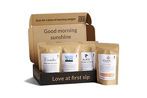 Gourmet Coffee Sampler