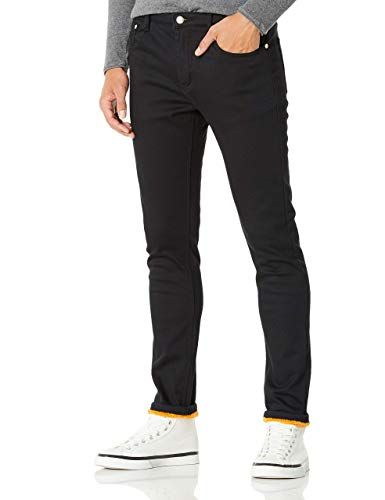 Demon&Hunter 808 Serie Uomo Magro Sottile Vello Jeans 8020x1(34)