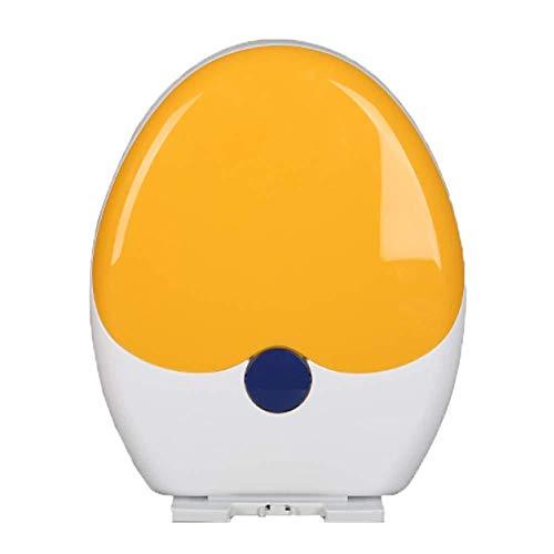 Wc-sitz Eltern-kind-wc-deckel Absenkautomatik Mit Stabilen Scharnieren Schnellverschluss Einfache Reinigung Für Badezimmer O.-o Toilettendeckel