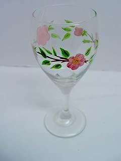 franciscan ware desert rose glasses