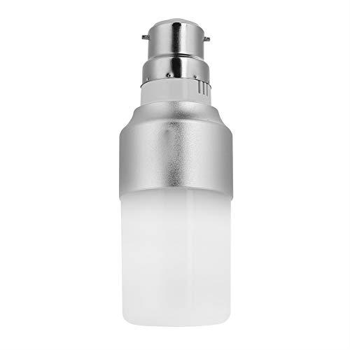 EVTSCAN Bombilla LED Wi-Fi, E27 B22 AC85-265V 7W RGBW Bombilla LED Bombilla de luz LED Wi-Fi controlada...