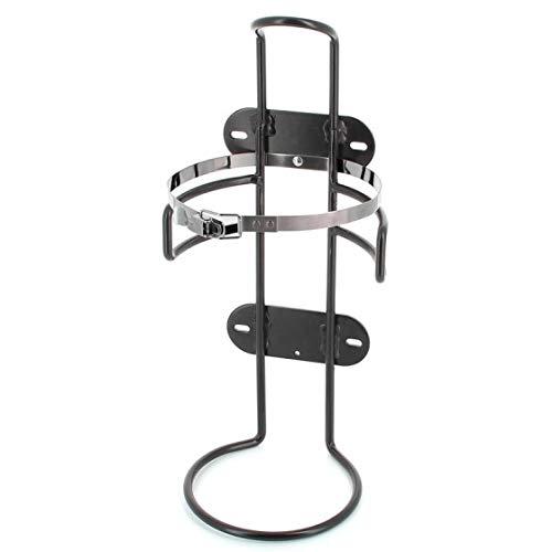 Car Plus EXTSUP1 houder voor poeder brandblussers staal zwart 48 cm