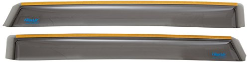 ClimAir 4545 Windabweiser Master (Hinten) passend für Renault Kadjar 2015, Smoke