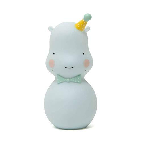 Mini veilleuse Hippo - Celadon