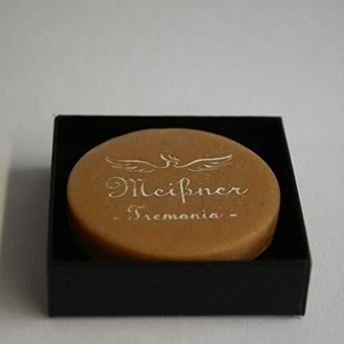 Meißner Tremonia Indian Flavour Rasierseife in einer Kartonschachtel