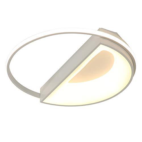 NARUJUBU Simple y creativo moderno de la personalidad de techo llevó la lámpara, cálido y romántico de la sala de iluminación, se puede aplicar a la sala de estar dormitorio Corredor, Etc.