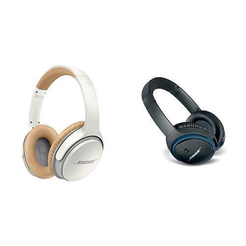 Bose ® SoundLink around-ear kabellose Kopfhörer II weiß & SoundLink around-ear kabellose Kopfhörer II schwarz