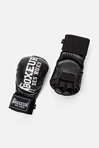 BOXEUR DES RUES - Karate And Fit-boxing Gloves In Black, Unisex