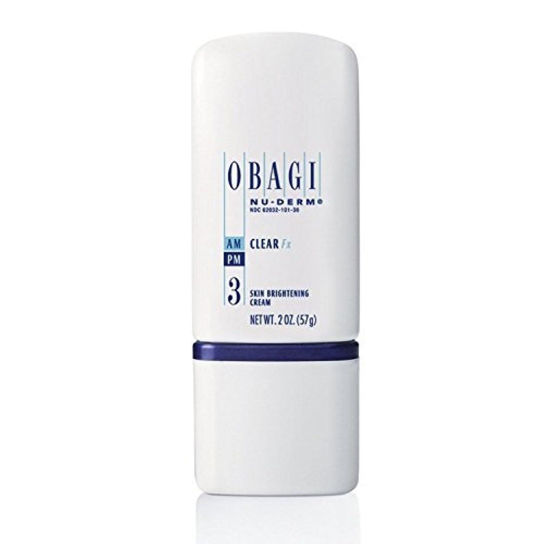 メトリック音ヘビーObagi Nu-derm Clear Fx 2 Oz New Care the Skin by 360 Skin Care [並行輸入品]