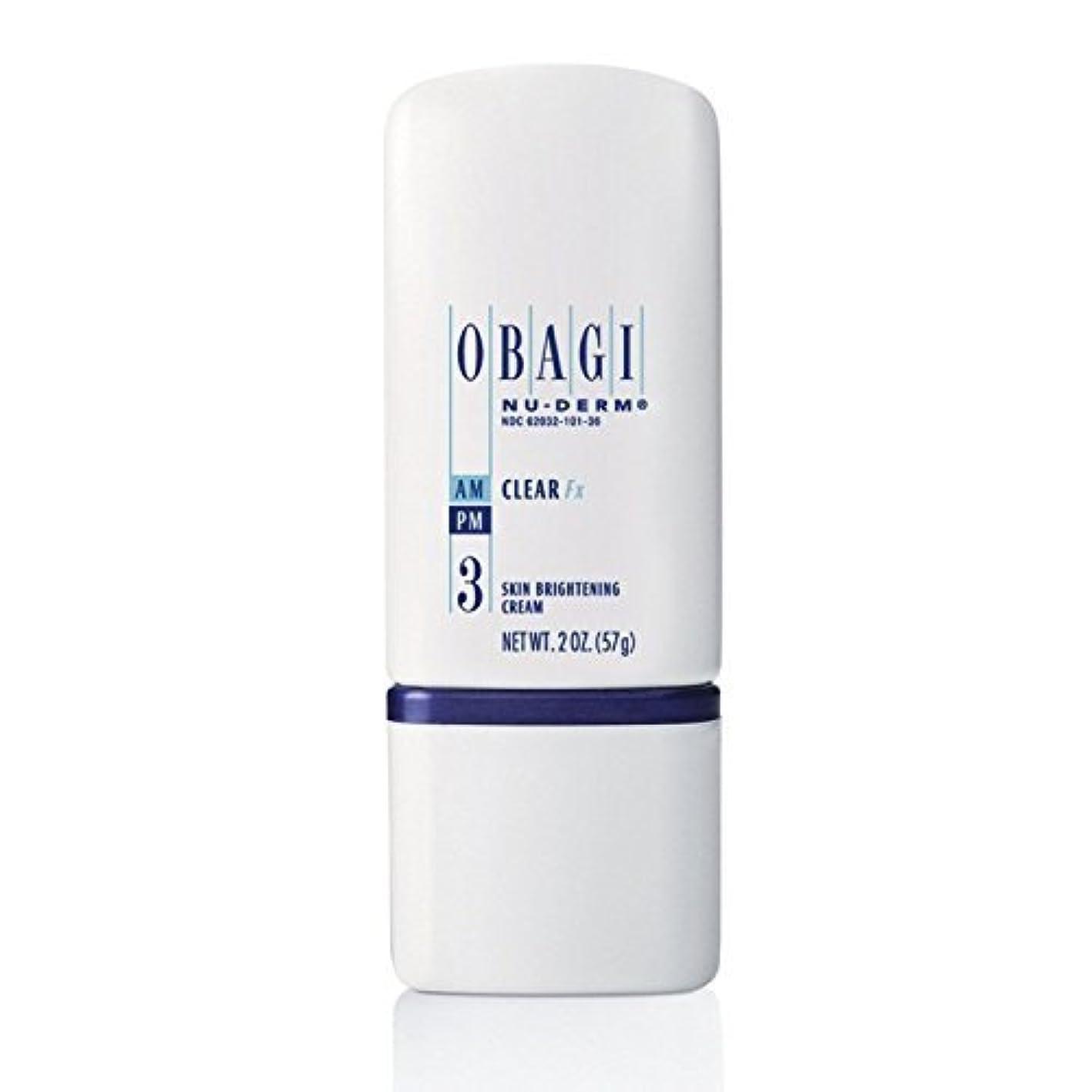 換気平らな完璧なObagi Nu-derm Clear Fx 2 Oz New Care the Skin by 360 Skin Care [並行輸入品]