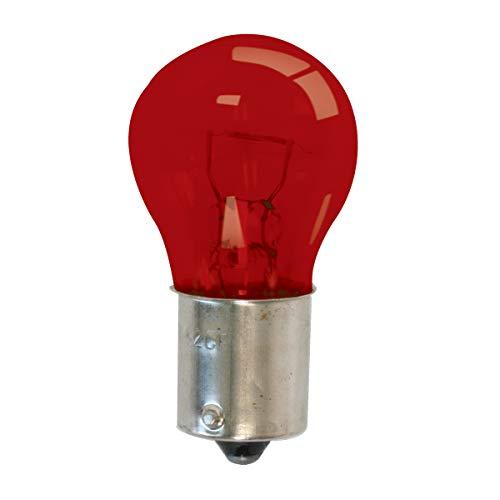 Grand General 84033 Light Bulb (1156 Red Glass), 1 Pack