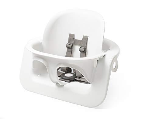 STOKKE® Steps™ Baby Set – STOKKE® Steps™ Zubehör für Babys ab 9 kg (ca. 6 Monate) – Farbe: White