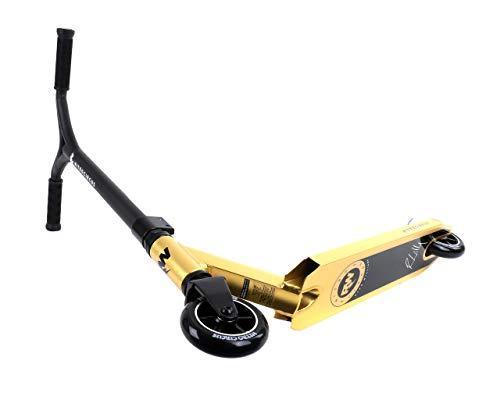 Nitro Circus Ryan Williams RW Replica Complete Pro Stunt Scooter (Gold/Black)