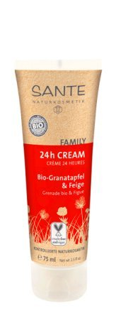 Family 24h Cream Bio-Granatapfel & Feige, 75ml