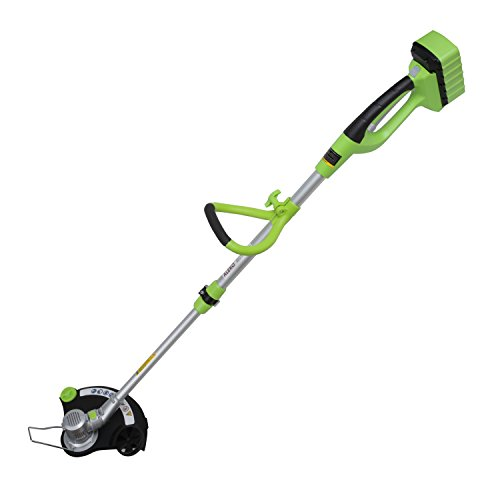 For Sale! ALEKO G15242 Cordless 36V Handheld Grass Trimmer Weedwacker with Battery and Charger