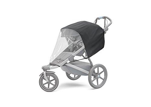 Thule Regenschutz für Kinderwagen, Unisex, 20110746, farblos, Nicht zutreffend