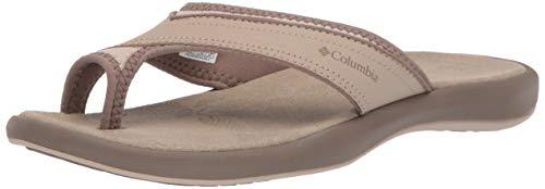 Columbia Women's KEA II Sport Sandal, Ancient Fossil, Wet Sand, 11 Regular US