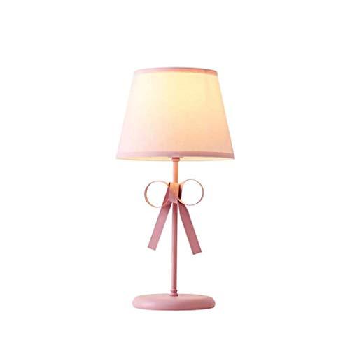 SPNEC Lámpara de Mesa de Hierro, una mesita Lateral lámpara de Mesa - Dormitorio de la lámpara de Noche contemporánea por Soft Light Hierro