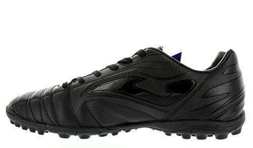 Joma Aguila, Zapatillas de fútbol Unisex Adulto, Negro, 44 EU