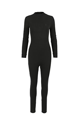 OnePiece Damen Swift Jumpsuit, Schwarz (Black), 38 (Herstellergröße: M) - 4