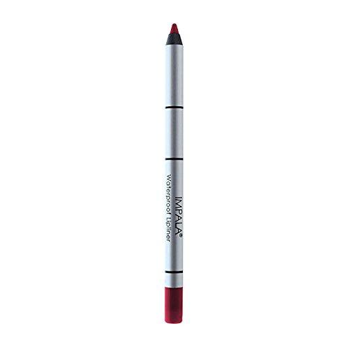 Impala Lipliner Bleistift Farbe Dunkler Granat 231 Cremig Wasserdicht Langlebig