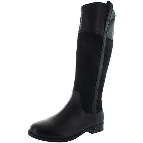 Vionic Women's Country Downing Boot Knee High Black 8 M US