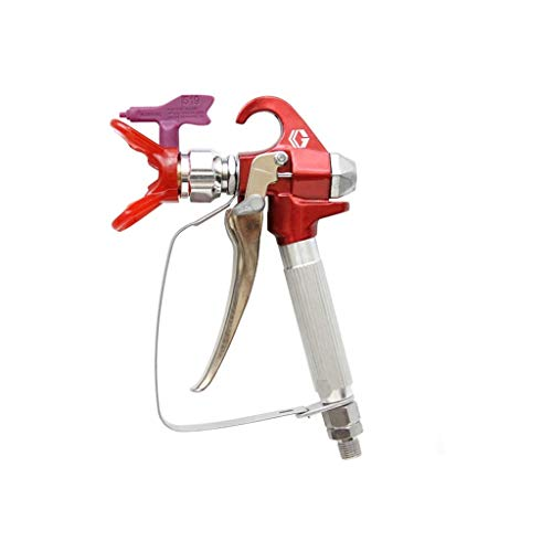WSMLA Lackierer Energie Painter Spritzlackieren Werkzeug Spray Sprühfarbe Stain Sprayer Fertigspritze Airless-Farbspritzspritzen mit Tip-Düse-Tools
