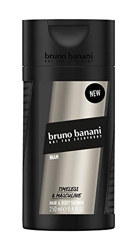 bruno banani MAN Shower Gel, 4er Pack(4 x 250 ml)