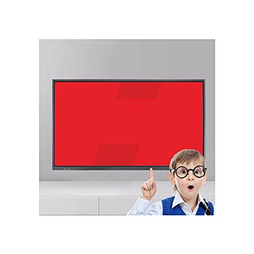 YINxy LED-beleuchteter 55-Zoll-Bildschirm, Multimedia-Lehrkonferenzgerät, Touch Electronic Whiteboard-Konferenztablett