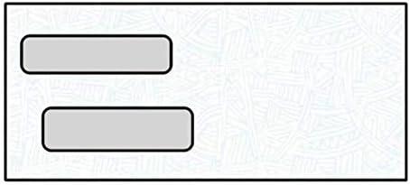 #9 DG-2 Double Window Envelopes Challenge the lowest price of Japan ☆ 3-7 24# x 8