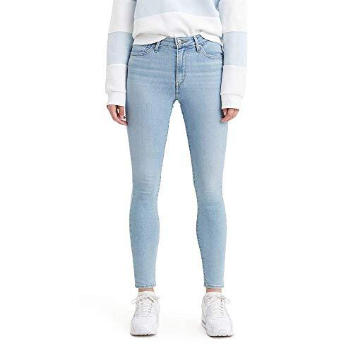 Levi's Women's 721 High Rise Skinny Jeans, Azure Mood, 24 (US 00) S