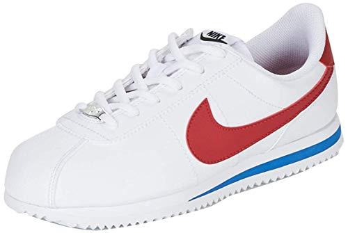 Nike Cortez Basic SL White/Varsity RED Varsity Roya