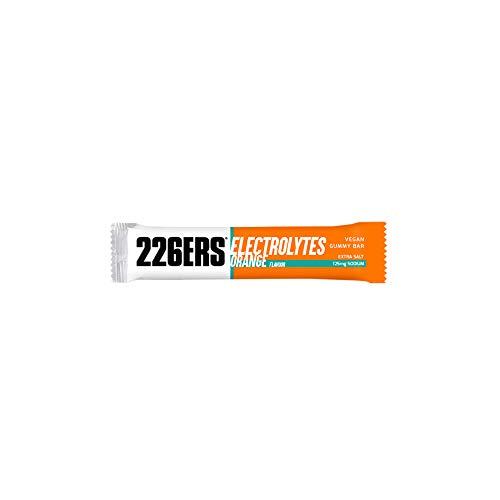 226ERS Vegan Gummy Energy Bar with Electrolytes, Orange - 1 bar x 30g
