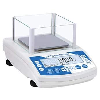 Cole-Parmer Symmetry Max 41% OFF LT-603.C Deluxe Precision Balance Toploading with