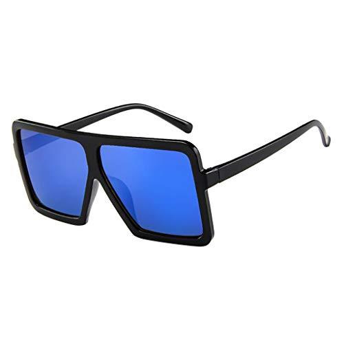 Frauen Männer Vintage Retro Brille Unisex Big Frame Sonnenbrille Eyewear Sonnenbrille über korrekturbrille uv Sonnenbrille Feifish stylische Sonnenbrille gleitsicht Sonnenbrille