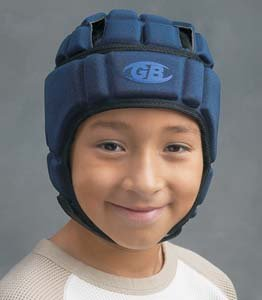 Soft Protective Helmet, Medium (21-22 inches), Blue
