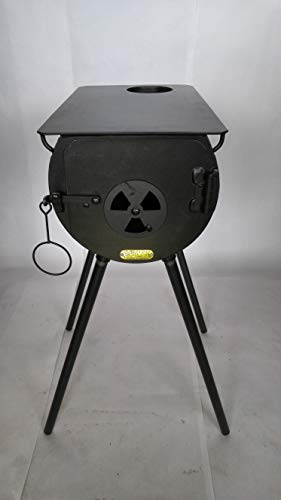 Cylinder Stoves - Scout Wood Stove - Wall Tent Stove