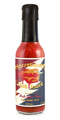 Horsetooth Hot Sauce, Melt Your Face hot sauce, 5 Fl oz