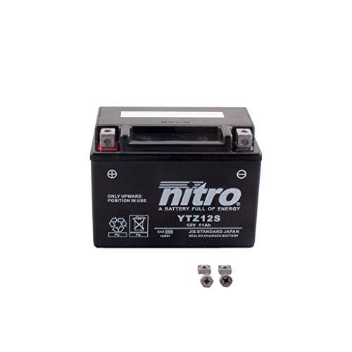 Batería 12 V 11 Ah YTZ12S Gel Nitro AK 550 E10 17-18