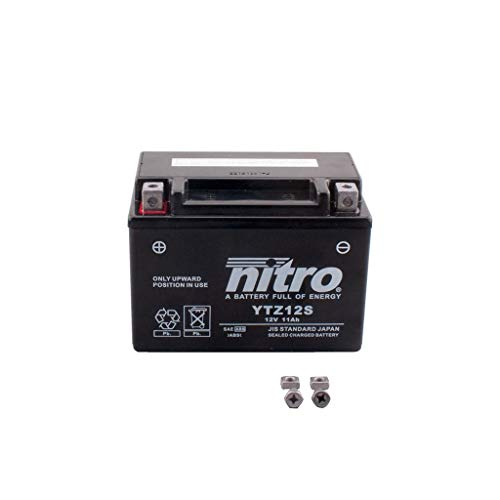 Batterie 12V 11AH YTZ12S Gel Nitro VFR 800 VTEC ABS RC46 02-12