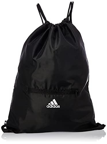 adidas 3S GYMASACK, Sports bag Unisex-Adult, black/white, NS