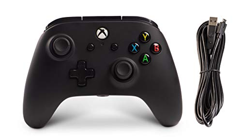 31onfU2uLeL - PowerA Enhanced Wired Controller for Xbox One - Black