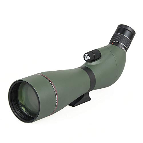 New XUNAN Spotting Scope 25-75X95 APO Apochromatic Lens, S-FMC, Shockproof 100% Waterproof, 2 Speed ...